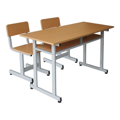 Bàn ghế học sinh Hòa Phát BHS110, GHS110
