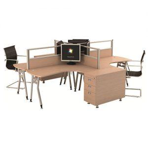 module bàn làm việc HRMD04