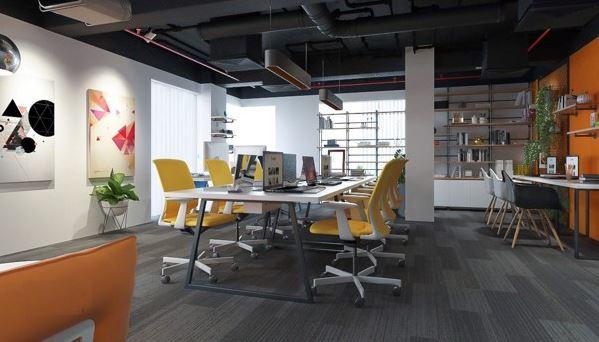 Thiết kế văn phòng phong cách Bohemian