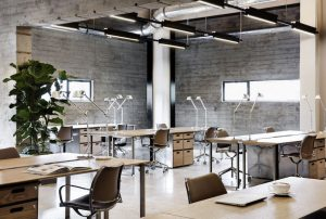 thiết kế quán cà phê văn phòng