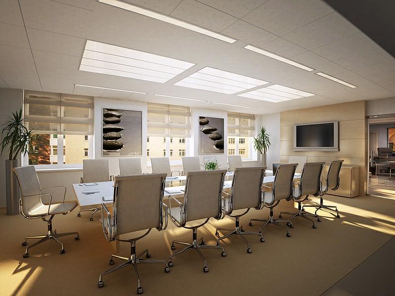 chuyên thiết kế nội thất văn phòng