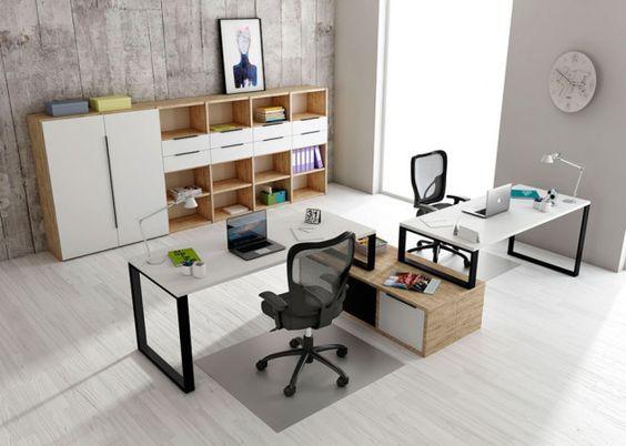 Thiết kế văn phòng làm việc diện tích nhỏ cho giám đốc