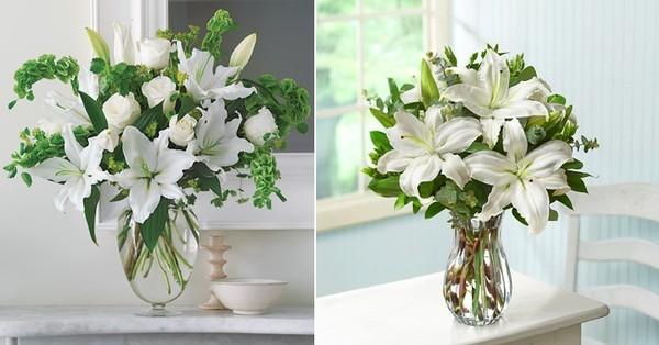 Hoa tươi luôn mang giá trị trang trí cao kèm với vẻ đẹp tự nhiên cho căn nhà