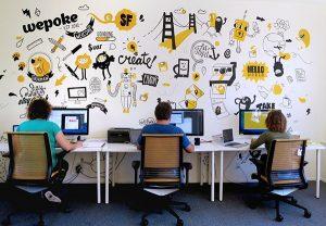 Tham khảo những mẫu thiết kế văn phòng nhỏ