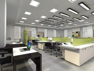 thiết kế văn phòng cao cấp
