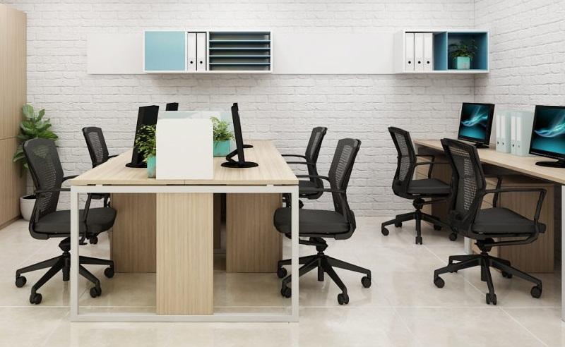Thiết kế văn phòng bao gồm không gian nào?