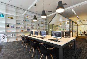 Tham khảo thiết kế văn phòng 30m2