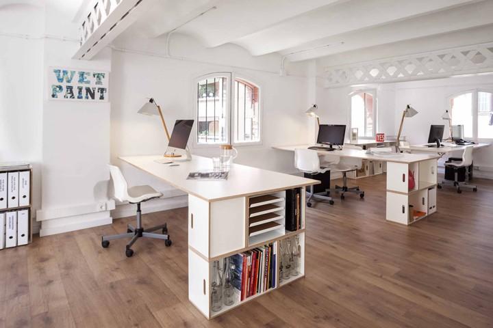 Thiết kế nội thất văn phòng thông minh
