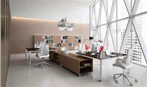 Thiết kế nội thất văn phòng tại TP.HCM