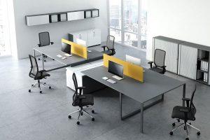 Thiết kế nội thất văn phòng cơ bản