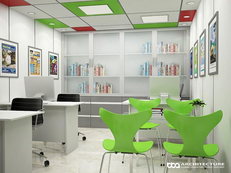 thiết kế văn phòng Cần Thơ