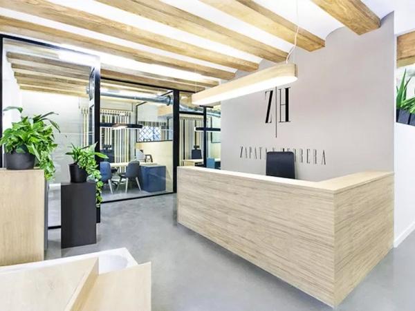 thiết kế văn phòng luật sư