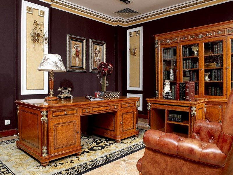 Thiết kế nội thất văn phòng cổ điển