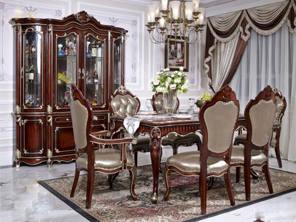 bàn ghế gỗ cổ