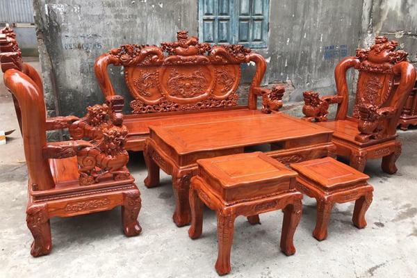 bàn ghế gỗ giá rẻ
