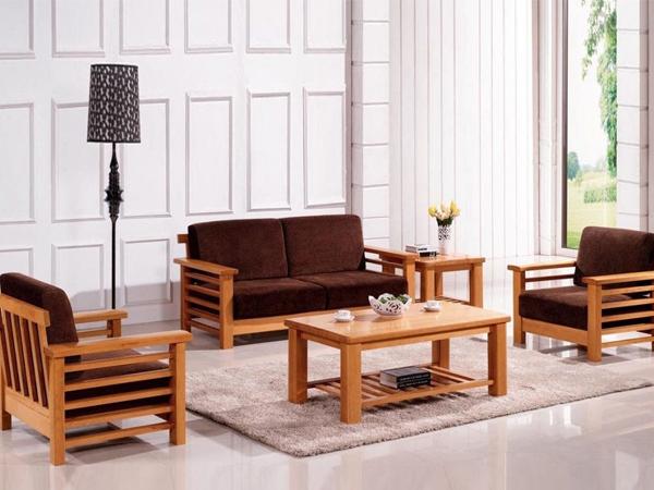 bàn ghế gỗ thông