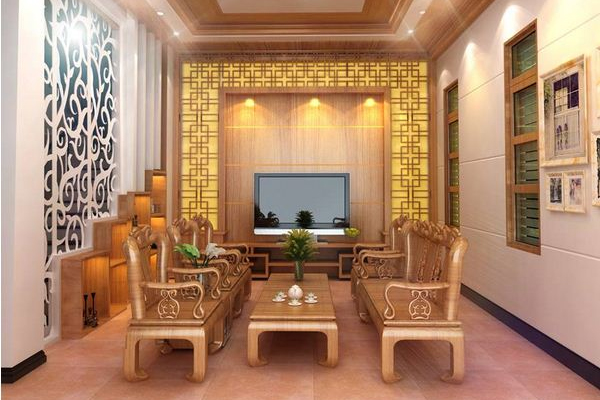 bàn ghế gỗ tự nhiên cho phòng khách