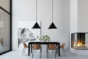 thiết kế nội thất căn hộ mini