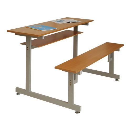 bàn sinh viên gỗ tự nhiên BSV102G