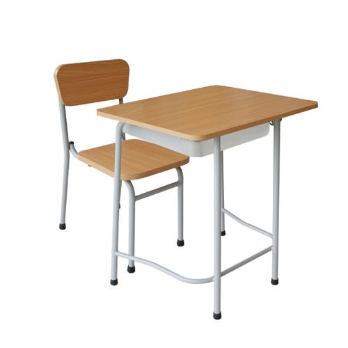 bộ bàn ghế học sinh gỗ tự nhiên bhs108g ghs108g