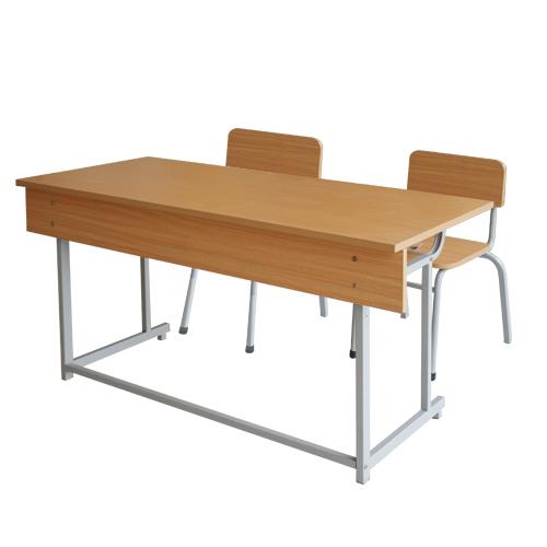 bộ bàn ghế học sinh gỗ tự nhiên bhs109g ghs109g