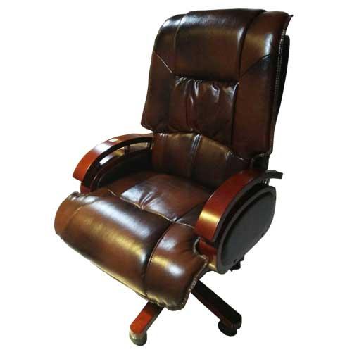 ghế giám đốc bọc da A6008