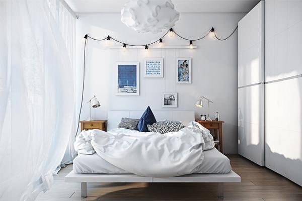thiết kế phòng ngủ nhỏ 10m2