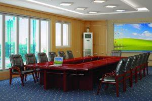 báo giá bàn ghế phòng họp 12 người CT5522H1