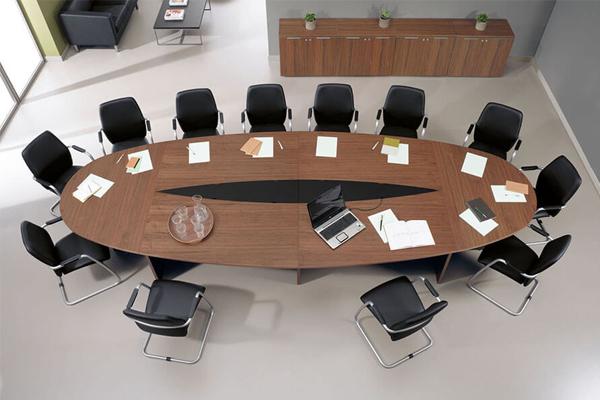 báo giá bàn ghế phòng họp 12 người