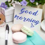lời chúc buổi sáng