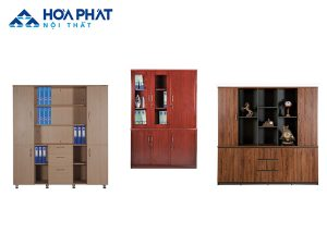 tủ gỗ hòa phát