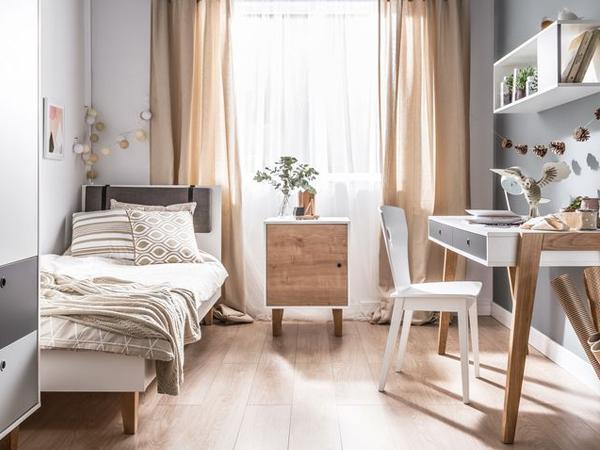 trang trí phòng ngủ nhỏ 9m2