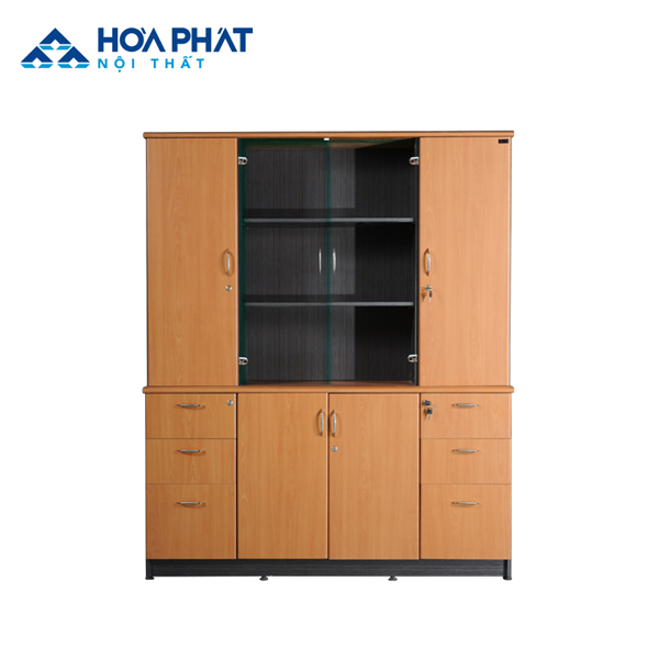 tủ gỗ công nghiệp NT1960-4B