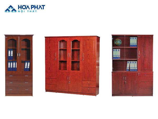 tủ gỗ đựng hồ sơ văn phòng