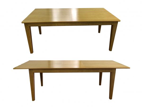 bàn ăn thông minh gỗ sồi