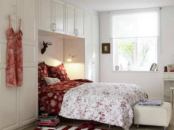 bố trí phòng ngủ 3x3m