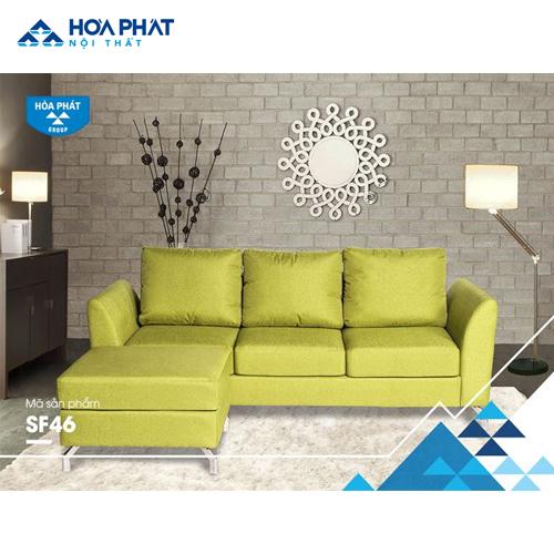 sofa gia đình Hòa Phát SF46