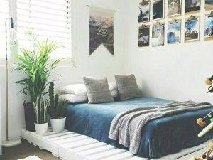 thiết kế phòng ngủ nhỏ 3x4m đơn giản ấn tượng