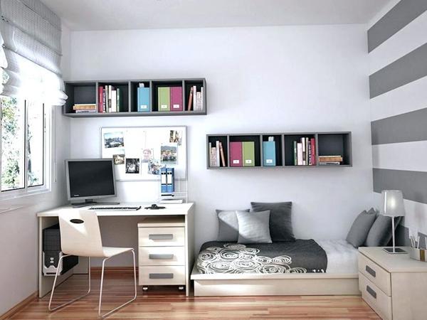 thiết kế phòng ngủ 3x4m khoa học