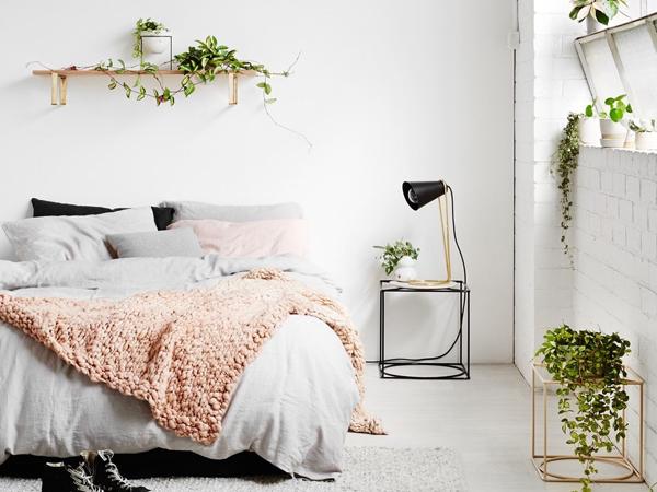 thiết kế phòng ngủ 3x4m trang nhã