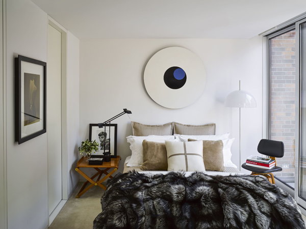 thiết kế phòng ngủ 3x4m ấn tượng