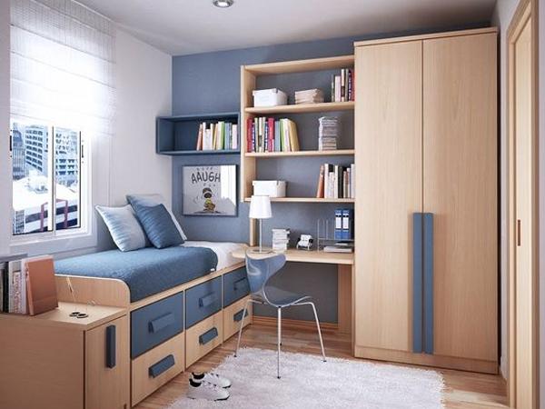 tự thiết kế phòng ngủ