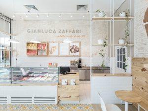 thiết kế quán bánh ngọt