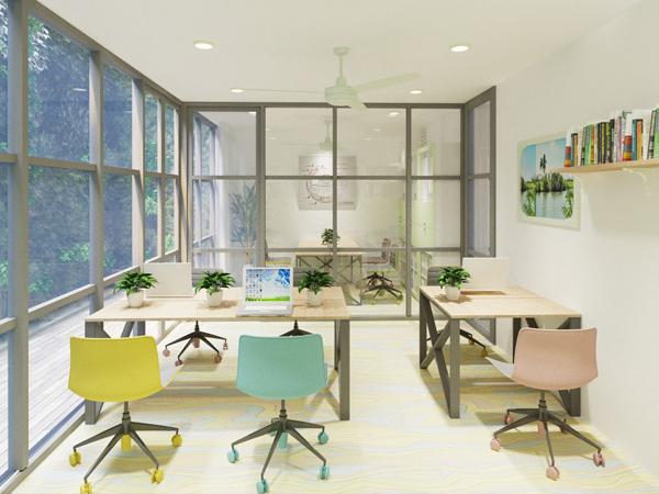 thiết kế nội thất văn phòng công sở