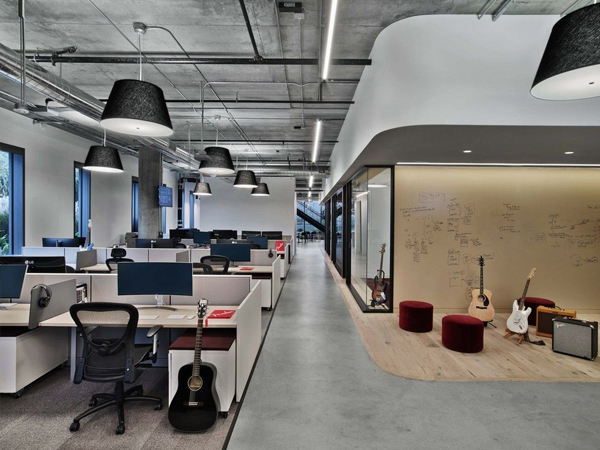 công ty thiết kế thi công nội thất văn phòng