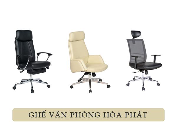 ghế văn phòng hãng nào tốt - ghế văn phòng hòa phát