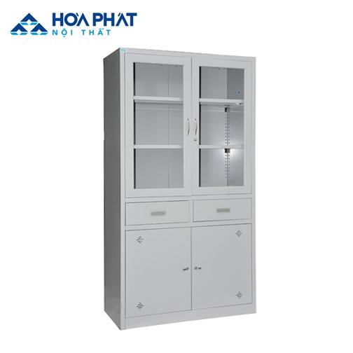 tủ đựng tài liệu bằng sắt hòa phát TU09K3L