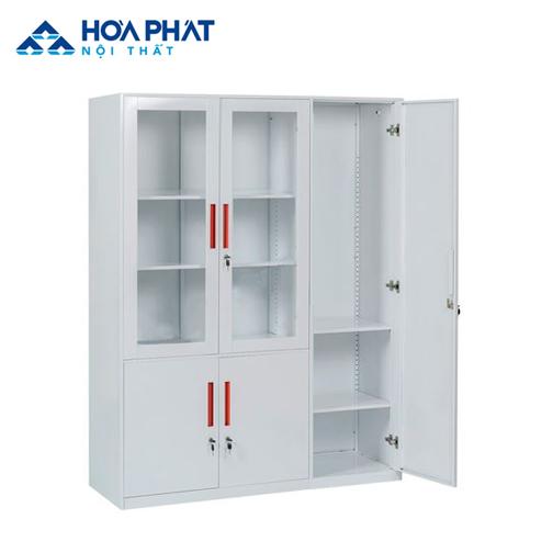 tủ đựng tài liệu bằng sắt hòa phát TU09K5D
