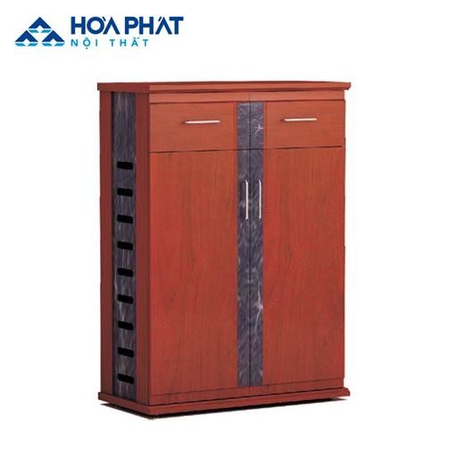 tủ giày thông minh gỗ tự nhiên hòa phát LS21