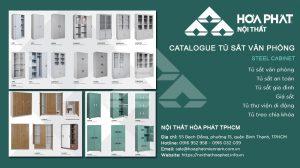 catalogue tủ sắt văn phòng hòa phát